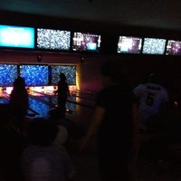 Photo taken at Twin Pin Lanes by Nisey R. on 3/16/2014