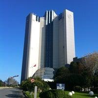 4/10/2013 tarihinde Dilan C.ziyaretçi tarafından Sheraton İstanbul Ataköy Hotel'de çekilen fotoğraf