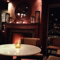 Photo taken at Lobby Lounge at Inn by the Sea by Maureen L. on 1/13/2013