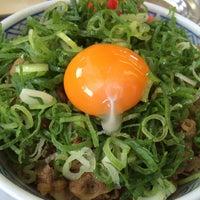 Photo taken at Yoshinoya by Yasushi S. on 8/13/2014