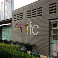 Photo taken at IFC Mall by 可 吴. on 6/27/2013