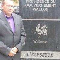Photo taken at Elysette by Michèle U. on 5/5/2015