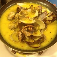 Photo taken at Moshonis Balıkçısı İsmail Chef by Ismail D. on 10/9/2013