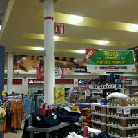 Photo taken at Mega Comercial Mexicana by Marcos Paulo G. on 8/10/2016