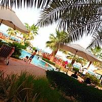 Photo taken at Mövenpick Hotel & Resort Al Bida'a by AbdulMuhsin ™. on 6/28/2013