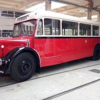 Photo taken at Remise – Verkehrsmuseum der Wiener Linien by Carmelo G. on 4/22/2017