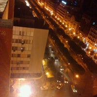 Photo taken at El Hana International Hotel Tunis by Lajili F. on 5/8/2013