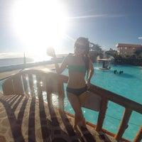 Photo taken at Villa Teresita Resort by Emmy Lou A. on 12/5/2015