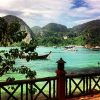 Photo taken at Phi Phi Islands by Alex M. on 2/26/2013
