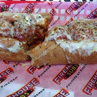 Photo taken at Firehouse Subs by Zark S. on 6/13/2014