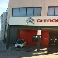 Photo taken at Mosancar Citroën by DimensionChef W. on 11/19/2012