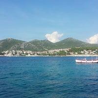 Photo taken at Jerolim Island by Marcelo D. on 8/25/2014
