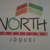 Photo taken at North Shopping Jóquei by Ivo C. on 10/30/2013