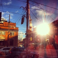 Photo taken at King & Bathurst by Amanda S. on 12/31/2013
