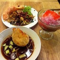 Photo taken at Kafe Betawi by Temmy P. on 8/14/2013