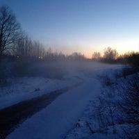 Das Foto wurde bei Siltamäen Rantapuisto von Laura ❤. am 1/18/2013 aufgenommen