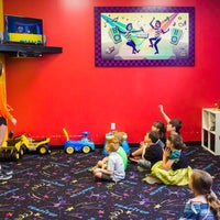 Photo taken at Pump It Up  - Round Rock by Paul S. on 5/16/2017