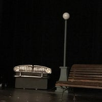 Photo taken at Théâtre du Gymnase by Guillaume A. on 8/23/2017