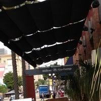 Photo taken at Hilton San Diego Gaslamp Quarter by Cihan E. on 3/22/2013