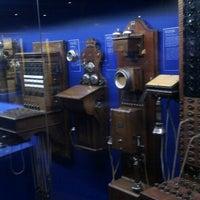 Photo taken at Museum für Kommunikation by Wadim P. on 11/27/2012