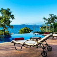Photo taken at Vogue Hotel Bodrum by Vogue Hotel Bodrum on 4/28/2017
