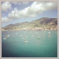 Photo taken at Port Of St. Thomas by Mitchell W. on 4/16/2013