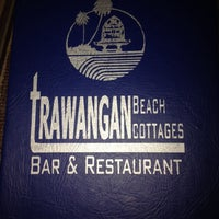 Photo taken at Trawangan Beach Cottages Bar & Restaurant by Wenny T. on 12/29/2013