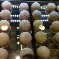Photo taken at Mochi Sweets (Japanese Luxury Sweets) by Nunu S. on 12/28/2012