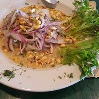 Photo taken at Sabor Peru Restaurant by Brigitte A. on 3/4/2017