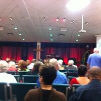 Photo taken at Sunlight Community Church by Thomas U. on 12/15/2012