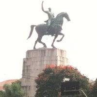 Photo taken at Avenida Rio Branco by Warley B. on 5/22/2013