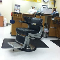 Photo taken at Barber Shop At Fort McCoy by Charles A. on 12/3/2012