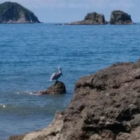 Photo taken at Manuel Antonio National Park by Daniel M. on 12/7/2013