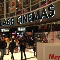 Photo taken at Village World Cinemas by Agelos D. on 12/16/2012