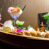Photo taken at Kabu Japanese Steakhouse & Sushi by Kabu Japanese Steakhouse & Sushi on 4/28/2017
