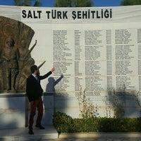 Photo taken at Salt Türk Şehitliği by Mohammad. S. on 9/10/2016