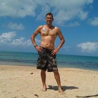 Photo taken at Playa Fortuna by PR Fun Tours on 2/22/2013