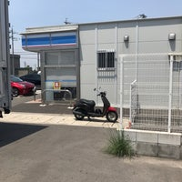 Photo taken at ローソン 春日井田楽町店 by Munenori F. on 5/30/2017