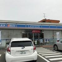 Photo taken at ローソン 春日井田楽町店 by Munenori F. on 4/20/2017