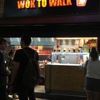 Photo taken at Wok to Walk by Mashael A. on 8/24/2016