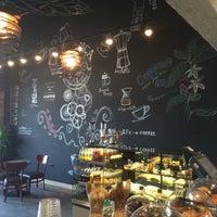 9/21/2015 tarihinde Mustafa G.ziyaretçi tarafından Arabica Coffee House'de çekilen fotoğraf