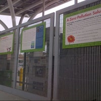 Photo taken at AC Transit HyRoad Fueling Station by Casey S. on 8/10/2014