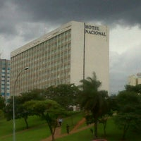 Photo taken at Hotel Nacional by Rodrigo M. on 12/10/2012