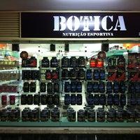 Photo taken at Botica Produtos Naturais by Luís F. on 11/19/2012