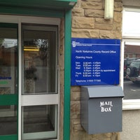 Photo taken at North Yorkshire County Record Office by Judith on 8/29/2013