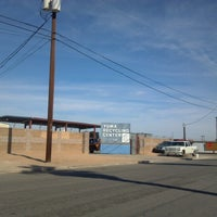 Photo taken at Yuma Recycling Center by Edward S. on 11/27/2012