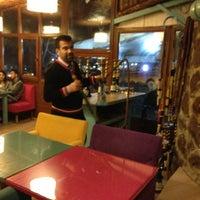 Photo taken at Yeşil Bahçe by Akın A. on 1/13/2013
