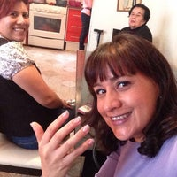 Photo taken at Isabel's Beauty Shop by Iris R. on 9/15/2014