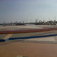 Photo taken at Pantai Losari by Vindu X. on 9/14/2013