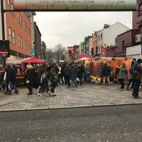 Photo taken at Camden Town by Irfan D. on 2/12/2017